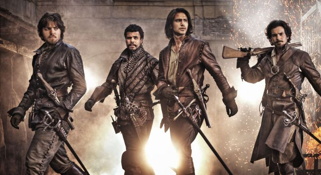 """FIRST LOOK: Check Out """"The Musketeers"""""""