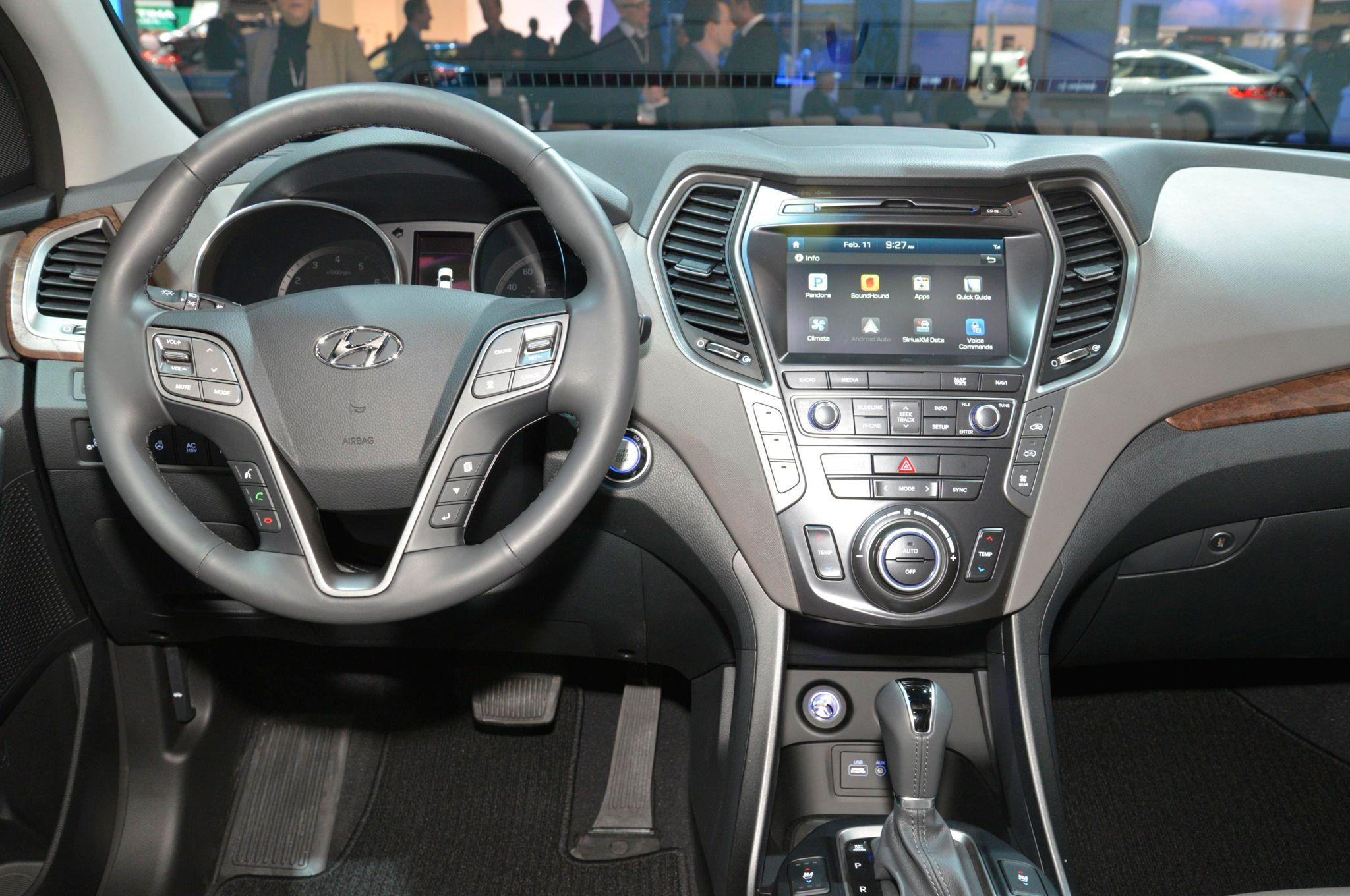 2017 Hyundai Santa Fe Specs Price