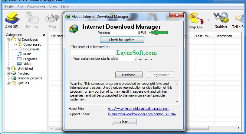 Internet Download Manager 6 32 Build 08 Fix IDM is Corrupt