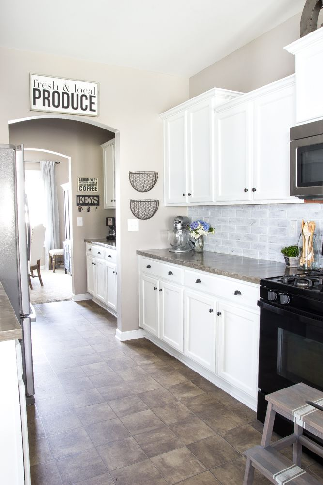 Best How To Paint Kitchen Cabinets Like A Pro Paint Kitchen 400 x 300