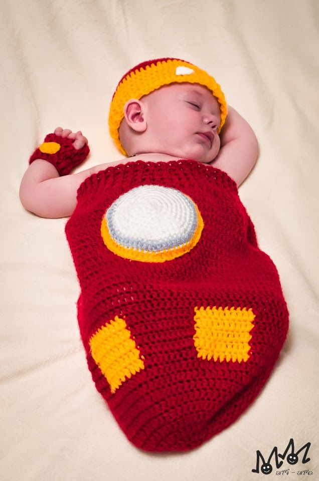 Since my daughter is an Iron Man Fan...arMi-arMa: Baby Iron Man ...