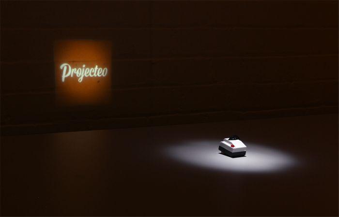 Poppytalk: La cosa más lindo nunca? Projecteo   Mini proyector para sus Instagrams