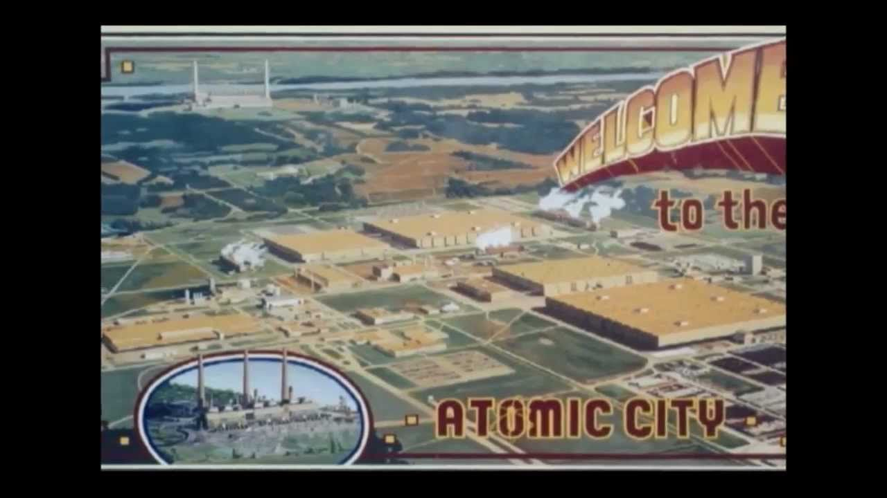 The Story of the Paducah Gaseous Diffusion Plant - YouTube
