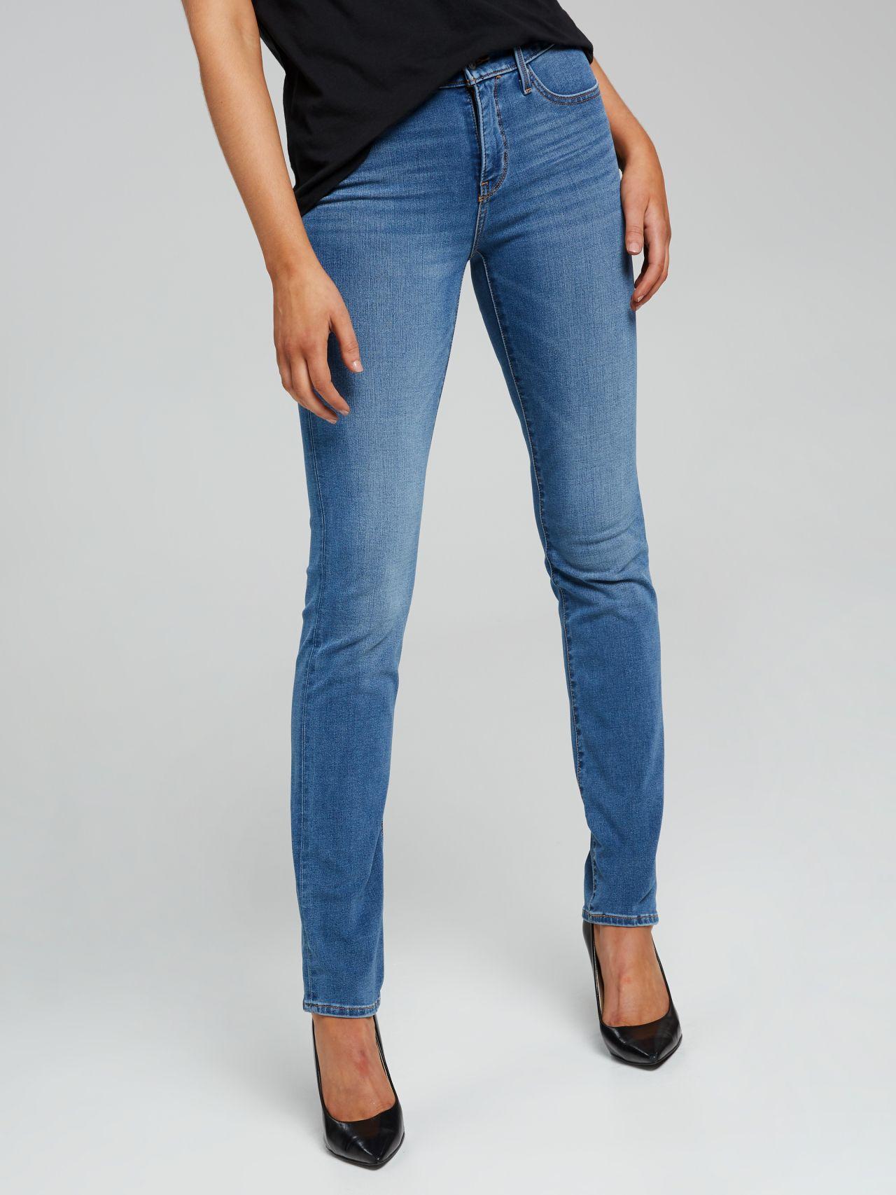Levi's 312 Shaping Slim Jean In Turn Back Time Denim Just