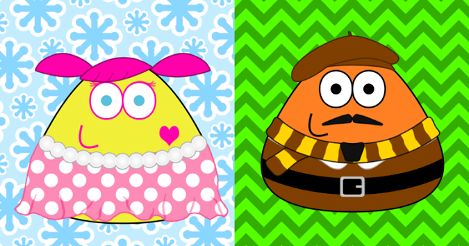 Free Download Pou Game Apps For Laptop Pc Desktop Windows
