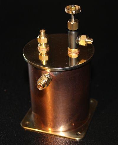 MAINSTEAM MODELS - STEAM ENGINE CONDENSER OIL TRAPS