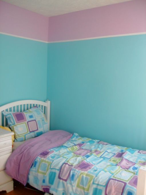 I like this paint scheme kelly frazier mueller be cute - Cute colors to paint your room ...
