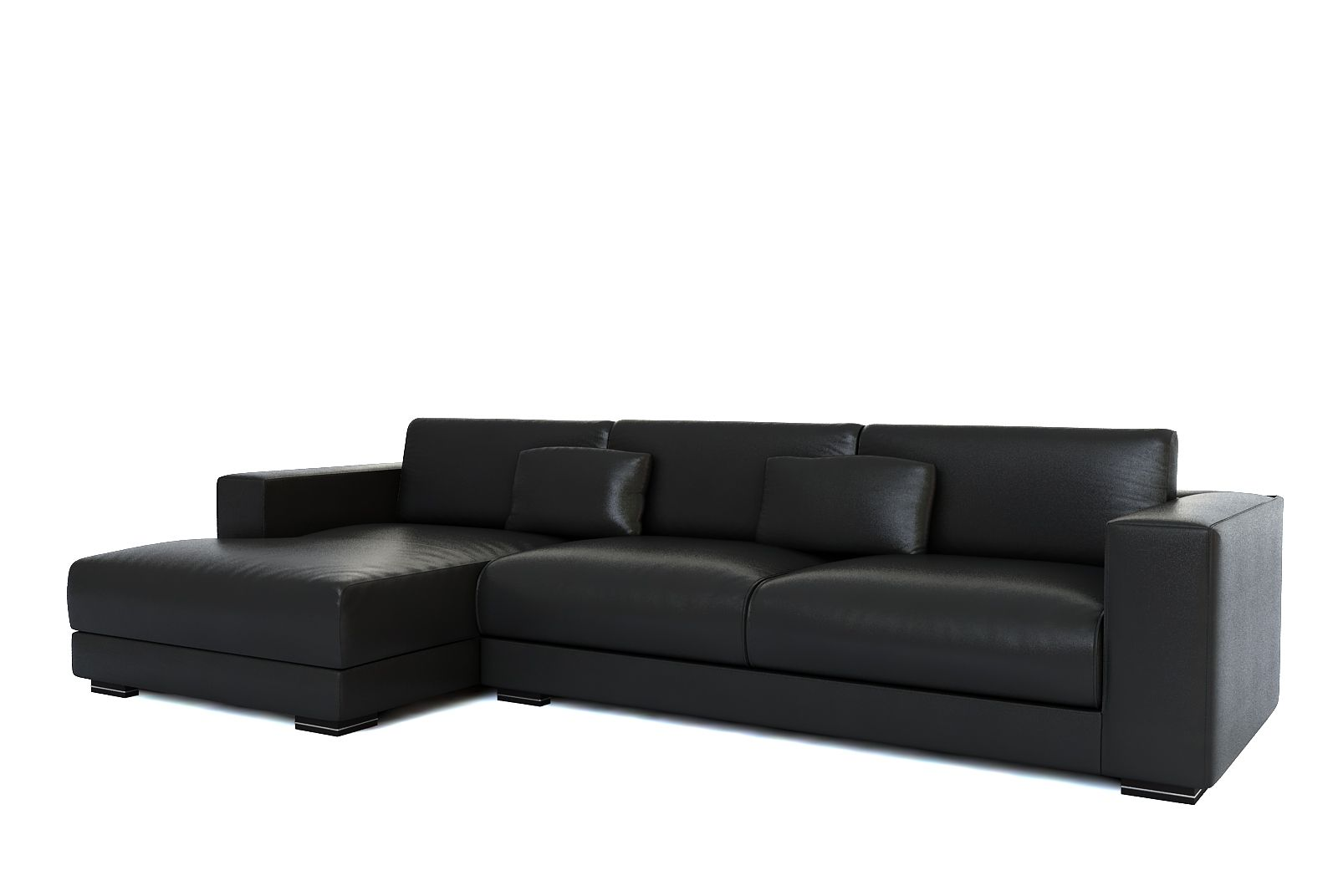 Gentil BLACK Leather Couch   Google Zoeken