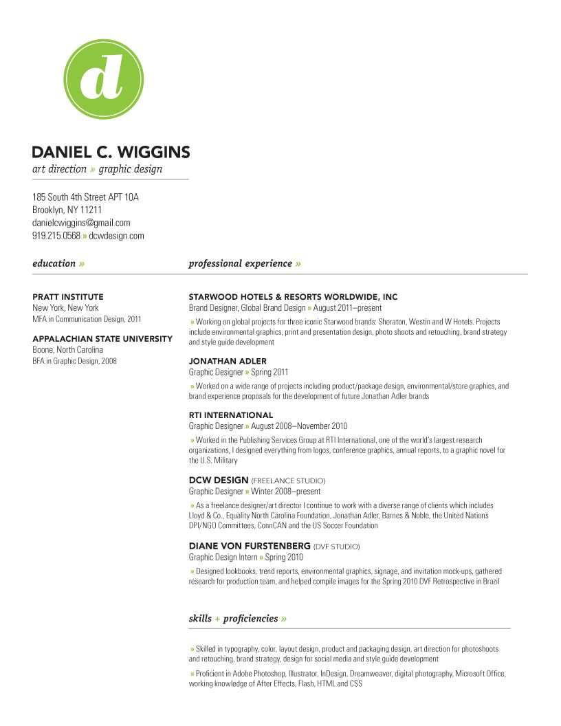 Resume Template Ideas Glamorous Design Interview Tips … From The Front Lines  Design Resume