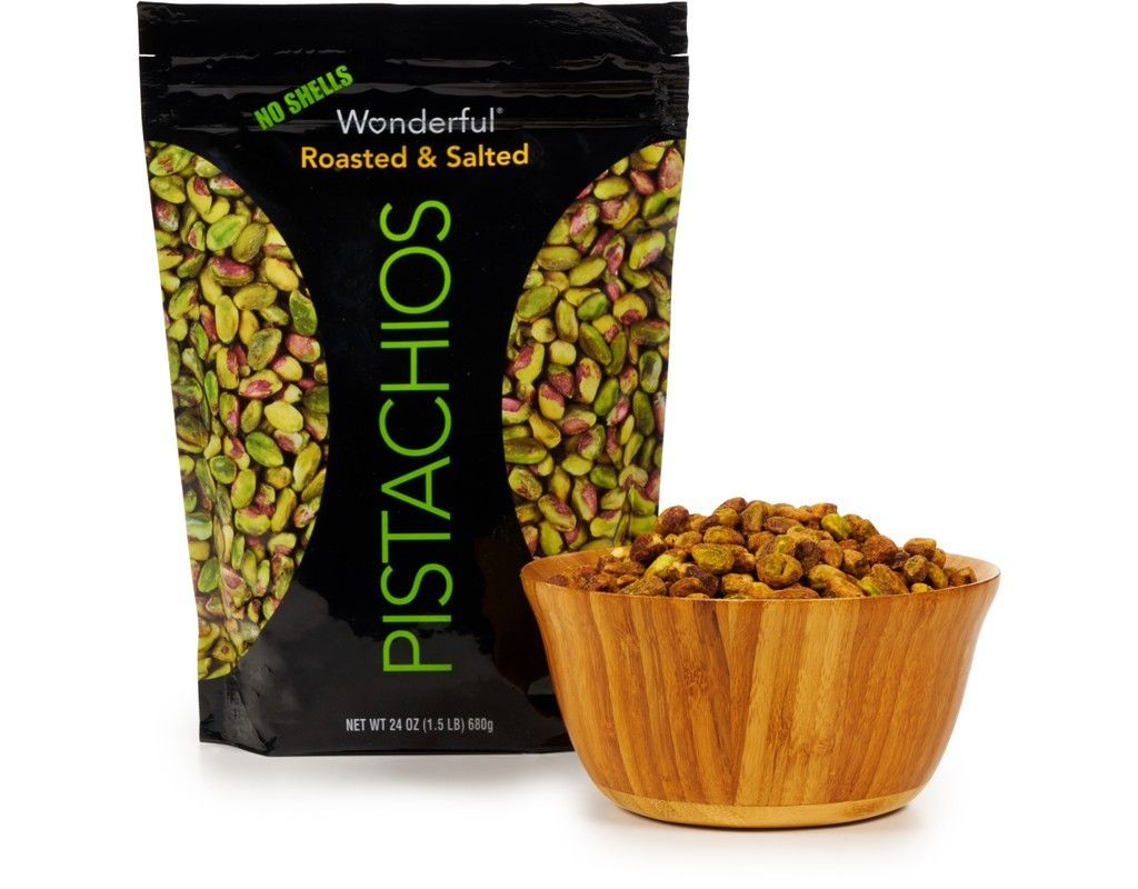 Wonderful Pistachios No Shells ONLY 3.35 each WYB 2 at