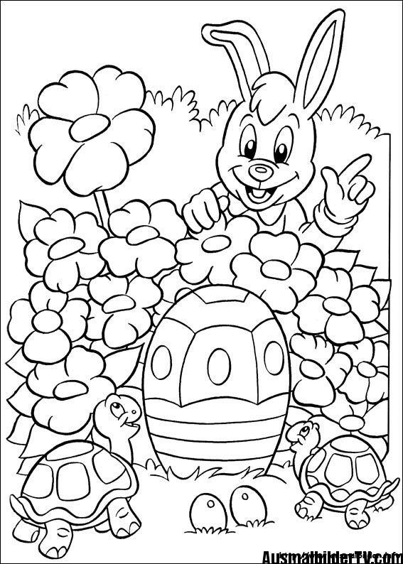 Ausmalbilder Ostern Malvorlage Hase Ausmalbilder Schildkrote Ausmalbilder Ostern