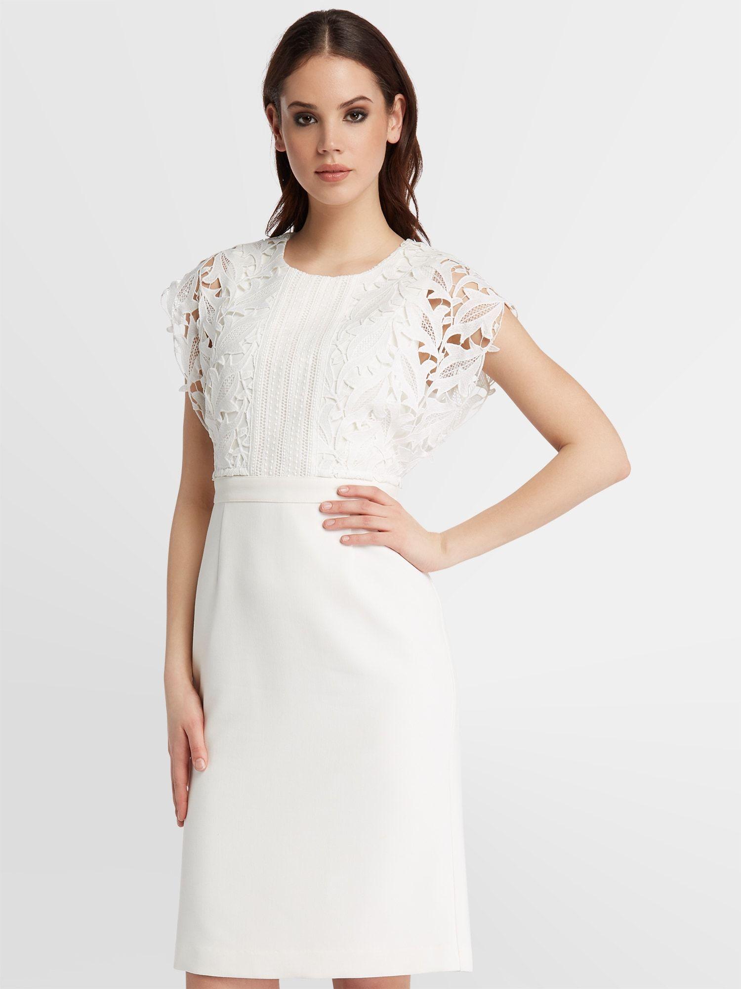 APART Hochzeitskleid Damen, Weiß, Größe 10 #weißekleiderkurz APART