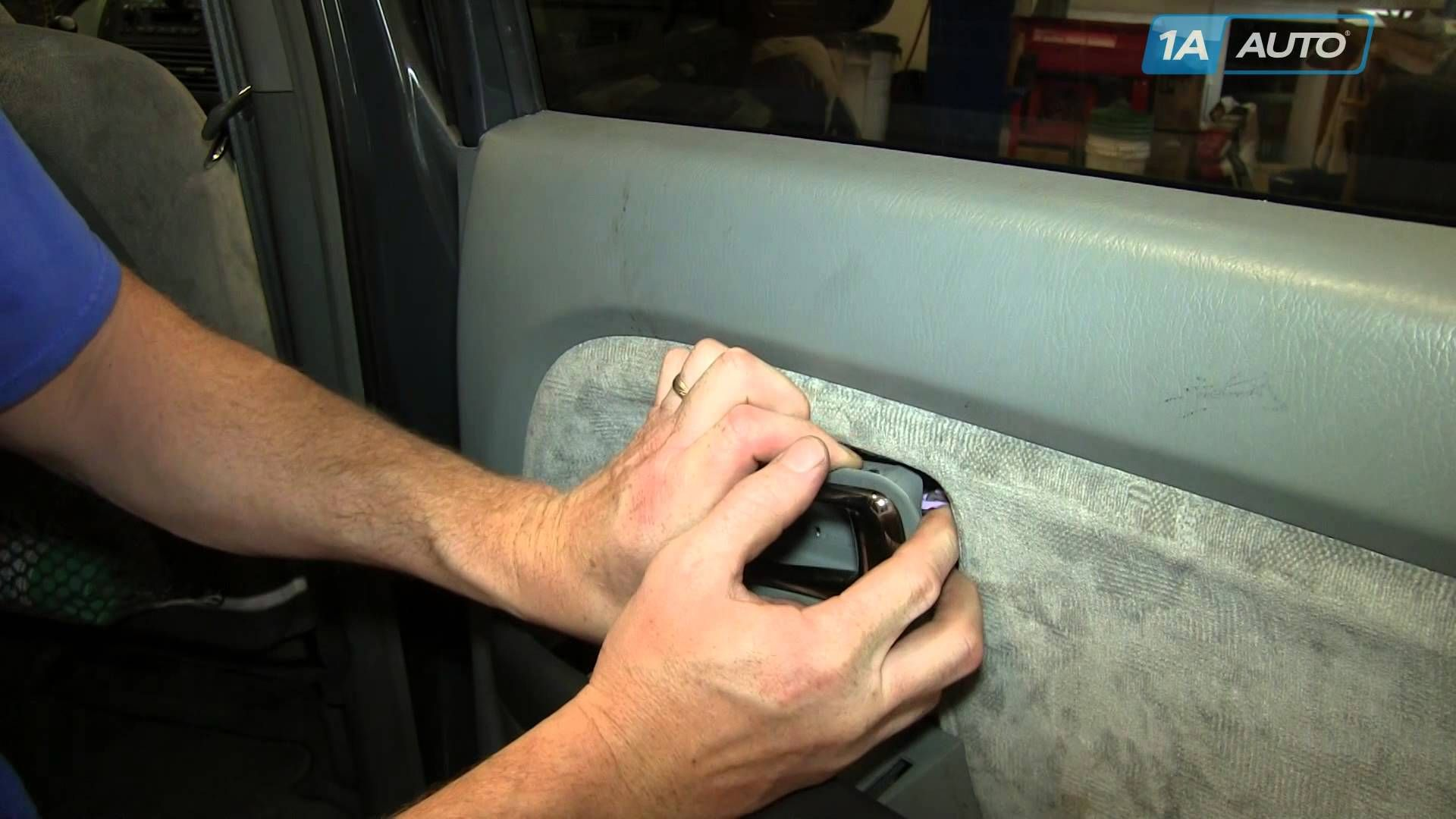 How To Remove Install Rear Door Panel Honda Pilot 2003 08 Honda Pilot How To Remove Honda