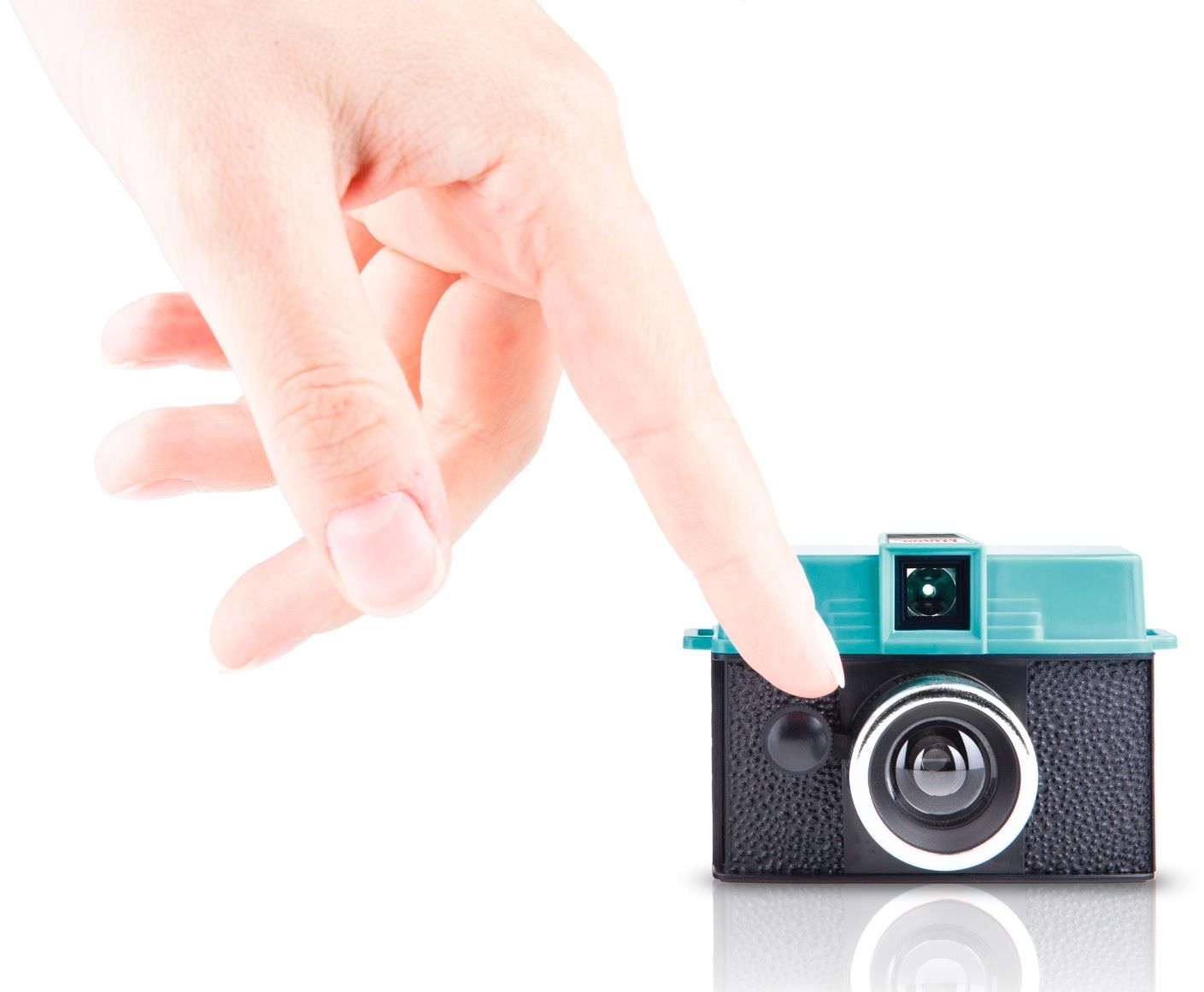 Lomography Diana Baby 110 Camera is Bite-Sized
