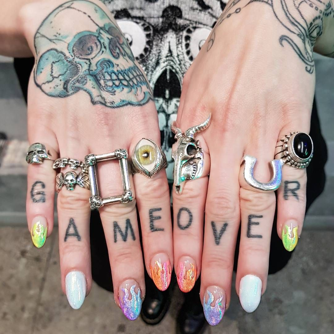 Yas yas yas yas YAS! The tatts the rings the swagger and i guess the ...