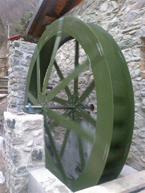 Waterwheel Factory World S Largest Manufacturer Of Metal Waterwheels Water Wheel Windmill Water Water Mill