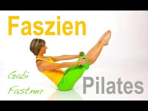 38 min. Fascial - Pilates mit Brasil