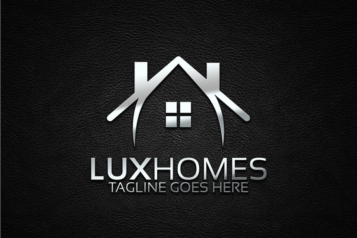 Luxe Homes Logo (With images) Home logo, Logos, Logo