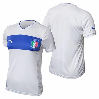 Puma Italy 2012 2013 Women s Away Soccer Jersey  ac3c7f044a