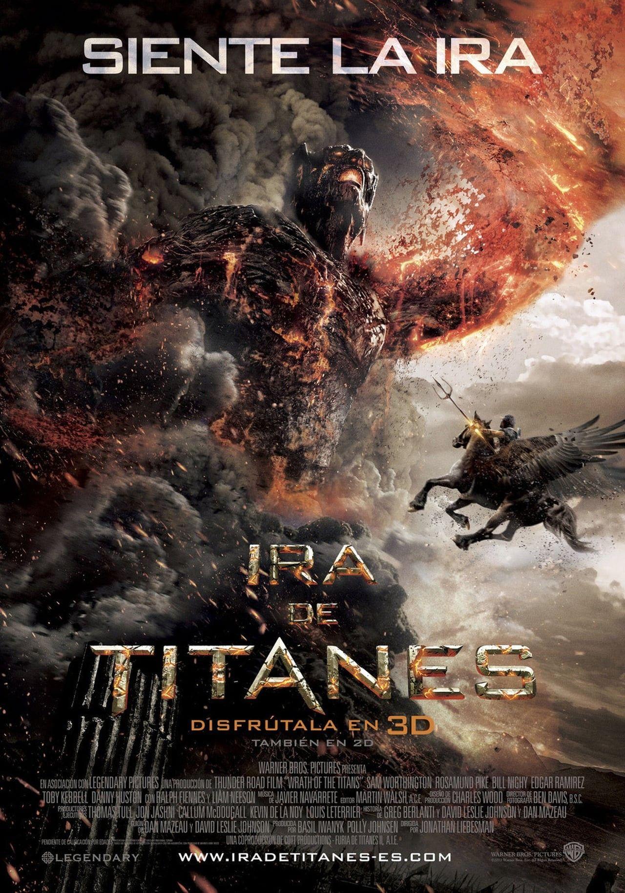 Ira De Titanes 2012 Ira De Titanes Furia De Titanes 2 Furia De Titanes