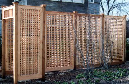 Wel e to Galewood Lattice Custom Lattice Trellis Fences Gates