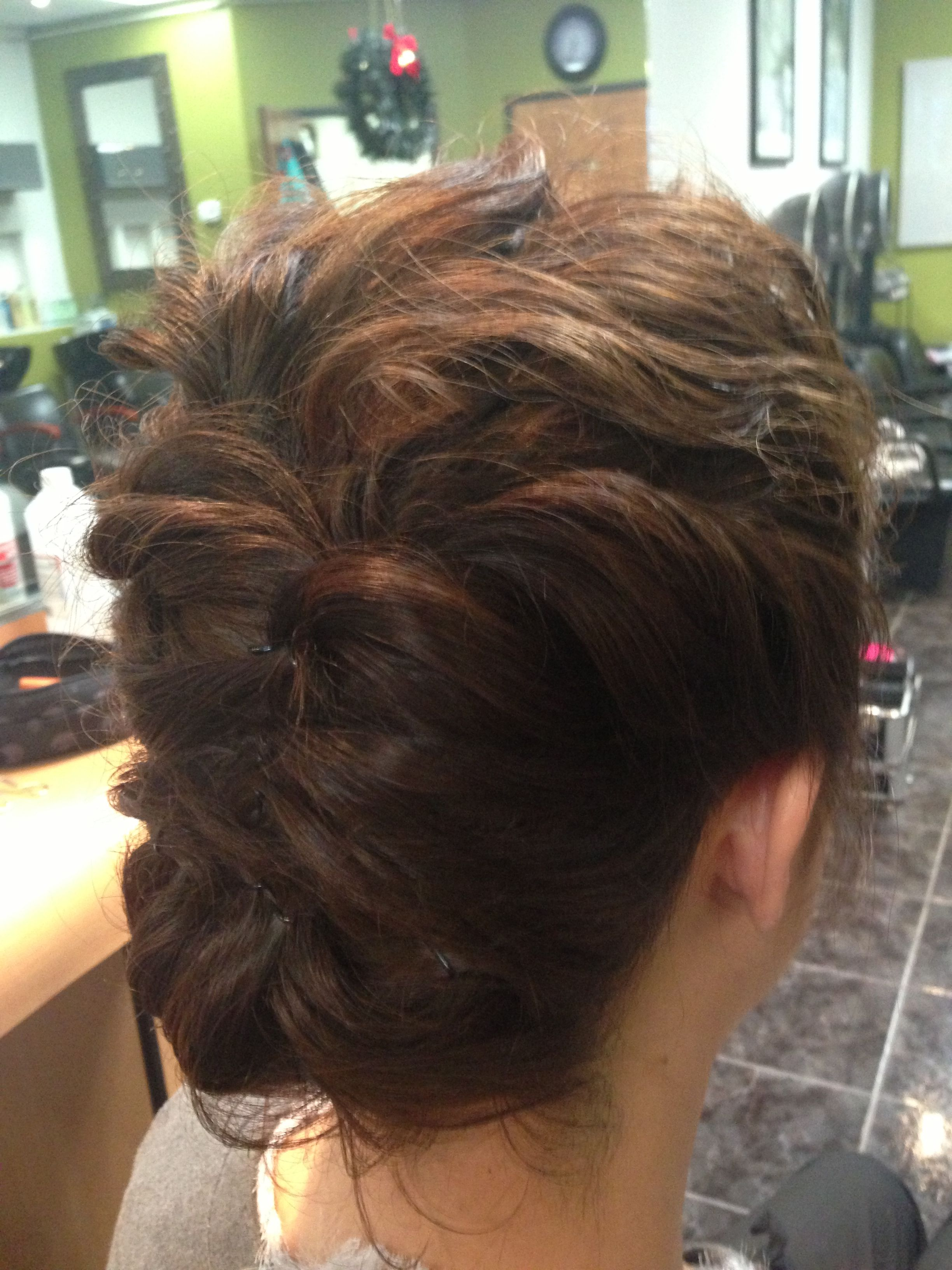 Wedding updo wedding hair updotextured updo short hair updo bob
