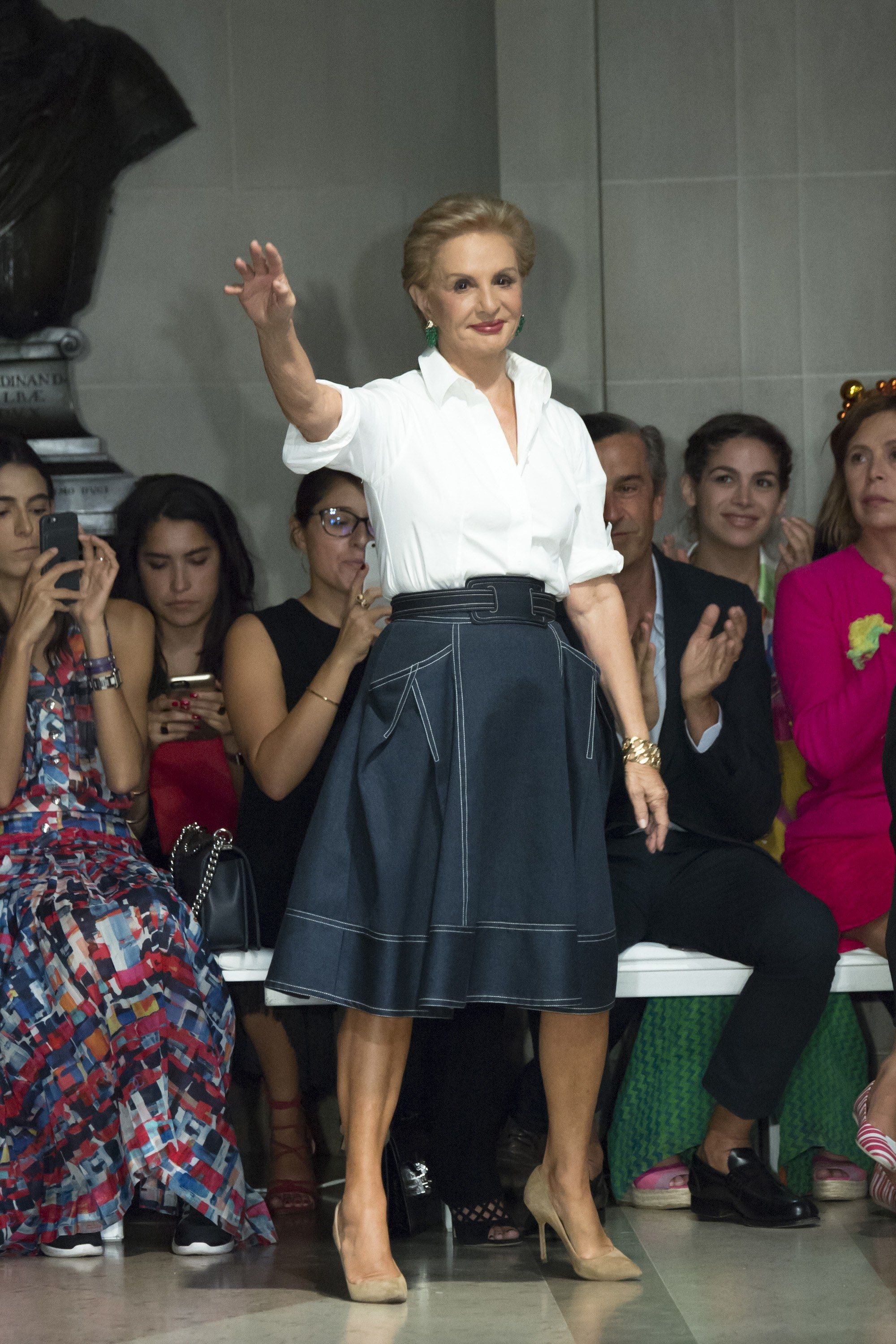 Fashion Carolina Herrera Ready Wear de to ShowMas Spring 2017 TPkiuOwXZ