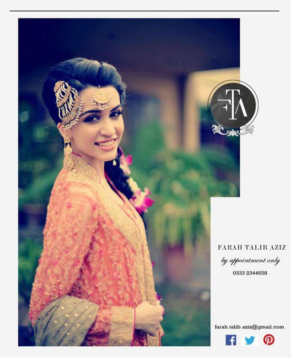 Farah Talib Aziz Bridal Collection 2013