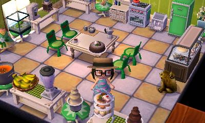 Kitchen Island Acnl i have a disney princess themed house and this is tiana's kitchen