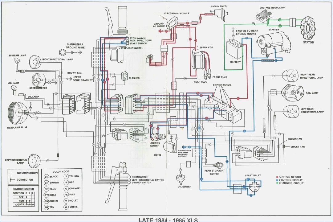 Wiring Diagram Sportster Wiring Diagram Sportster Clutch