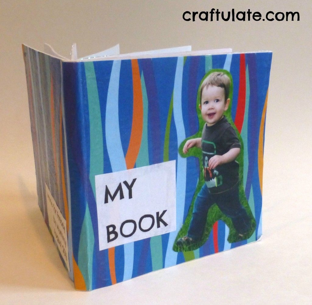 personalised board book for toddlers fun diy