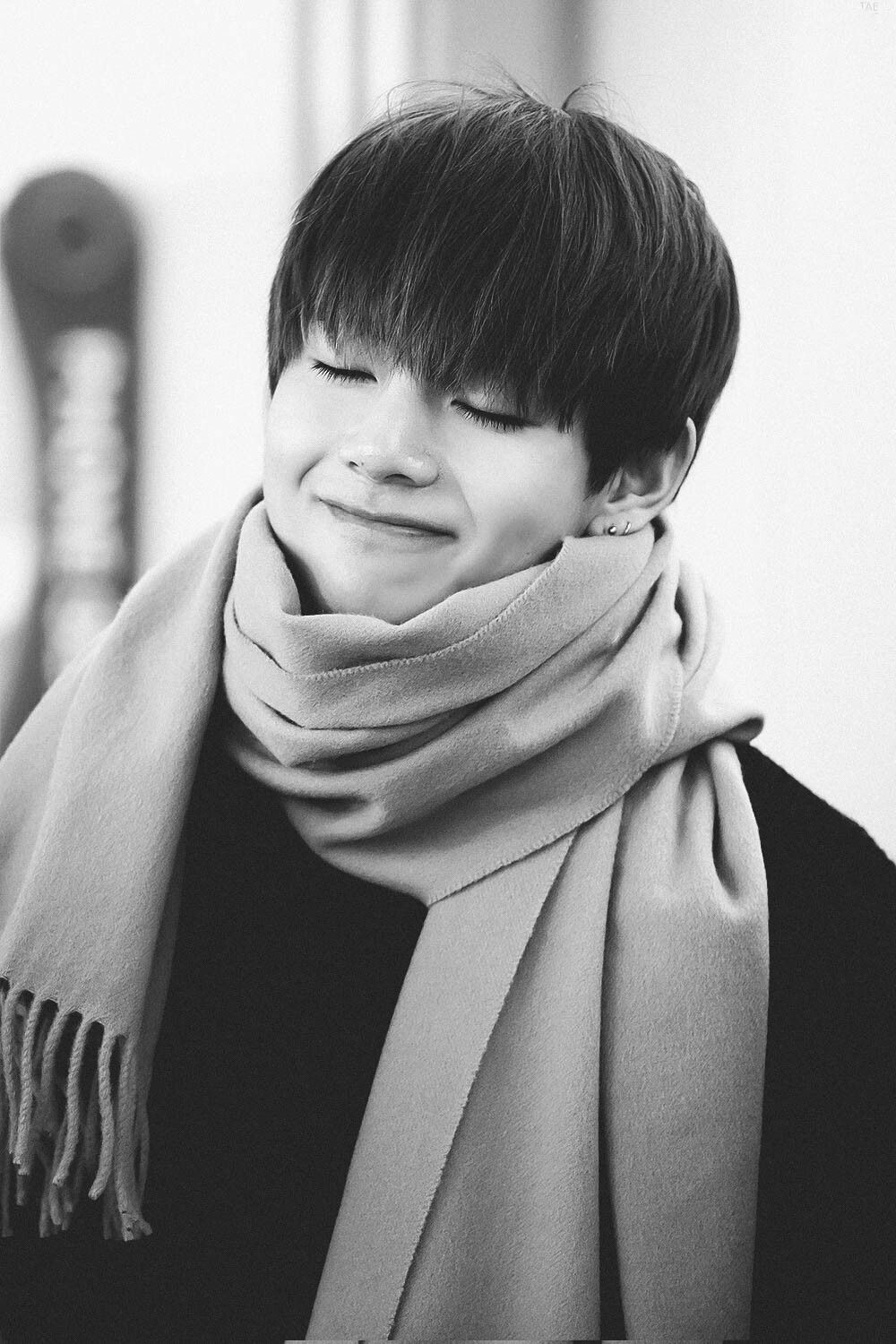 A cozy TaeTae for you