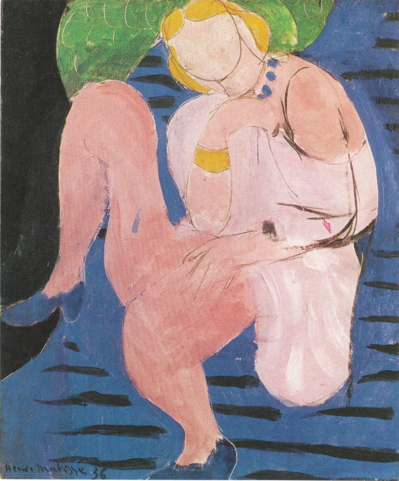 Anna nackt Matisse Home —