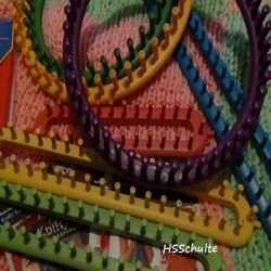 Loom love!   All about the looms, what's available and where to buy it. Plus, the pattern books you need and all the accessories to make you an expert at loom knitting.