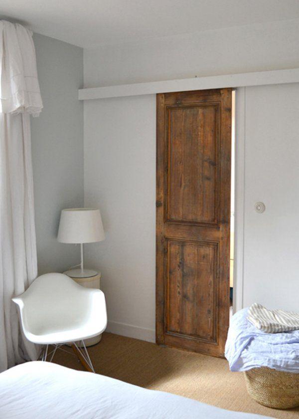 Cuisine illusion p r ne muebles d co combles porte coulissante et portes - Porte coulissante toilette ...