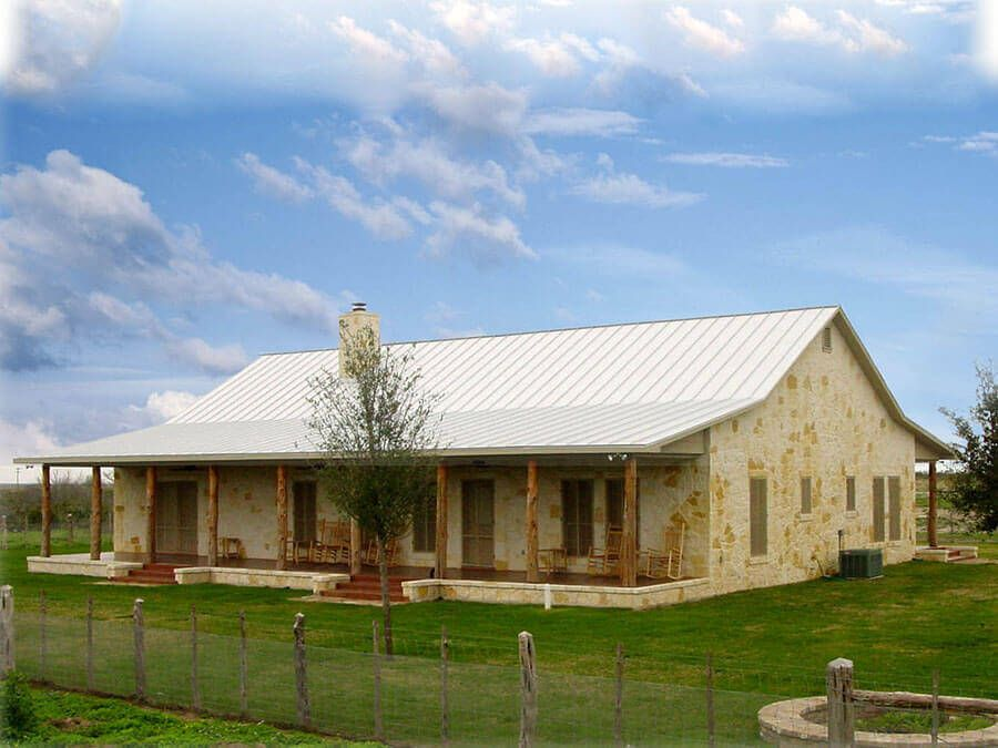 Hill country classics building texas homes like they use for Texas country house plans