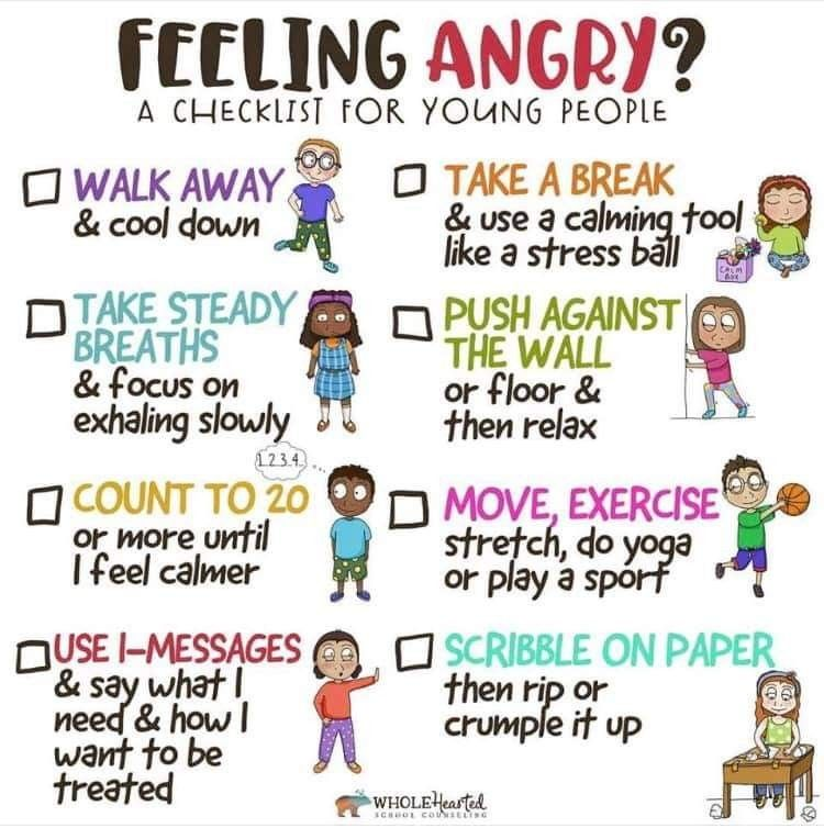 Pin by Sarah Wee on EMOTIONS   School discipline, Stress ...