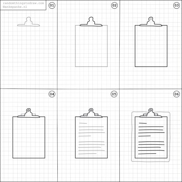 Learn how to draw fun things with easy instructions, also great ...