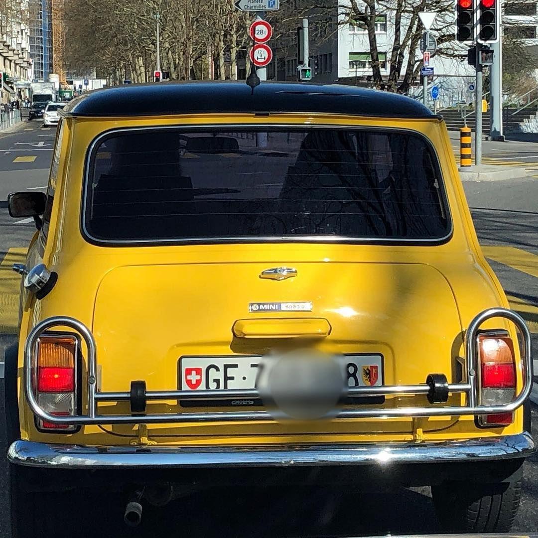 #mini #minispecial #lovemini #loveoldmini #oldcar #car #old #vieillevo...