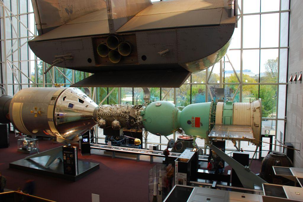 Apollo Soyuz   Flickr - Photo Sharing!