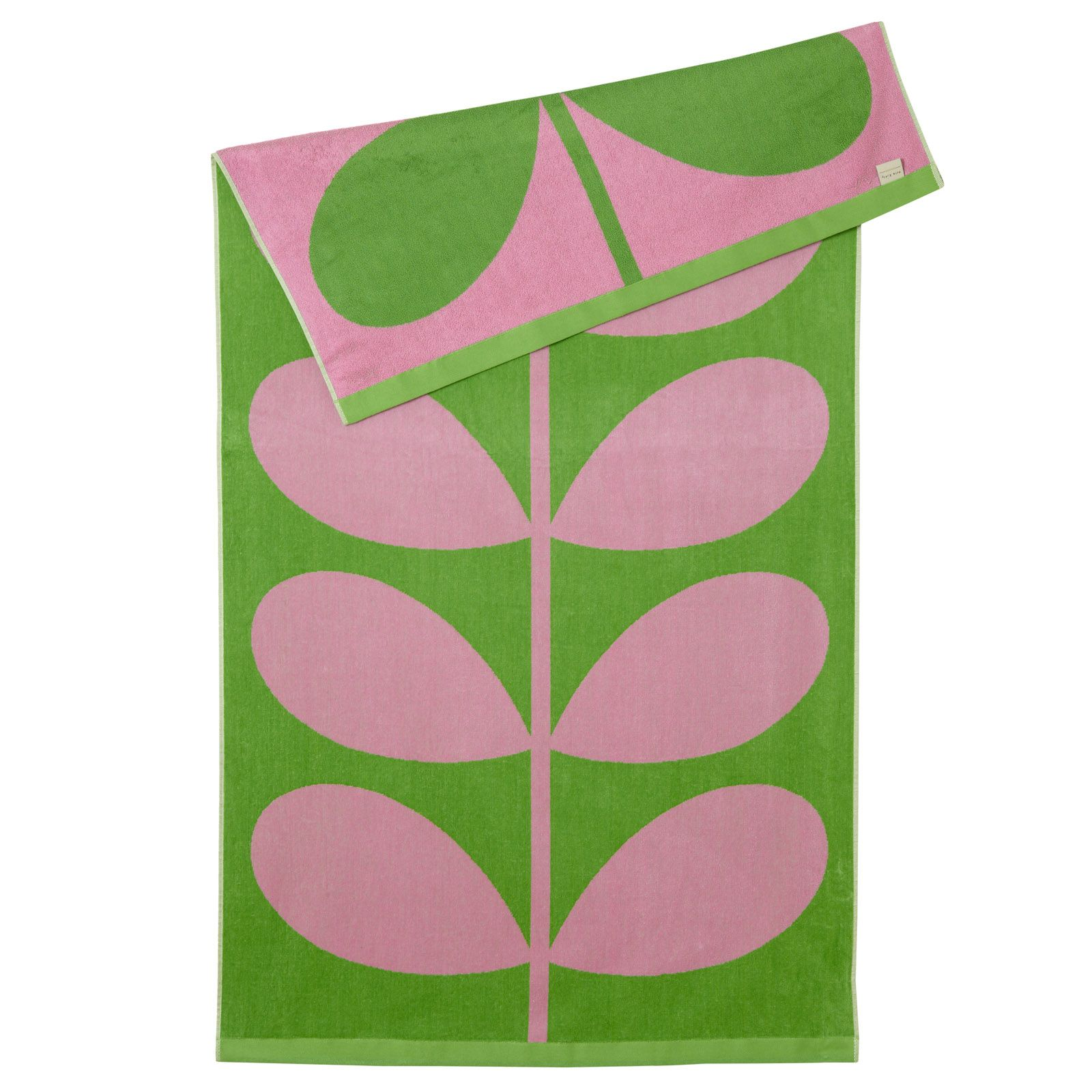Orla Kiely Iconic Bags Clothing Accessories And Home Pink