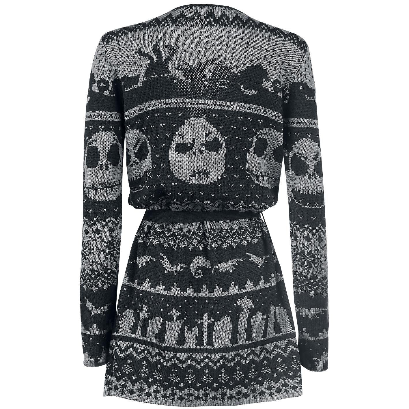 The Nightmare Before Christmas Cardigan »Norwegian Cardigan« | Buy ...