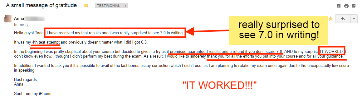 Ielt Online Course Training And Writing Practice Check My Essay For Ielts
