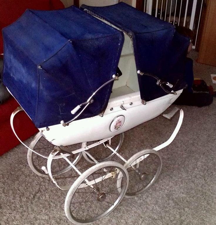 silver cross stroller sale