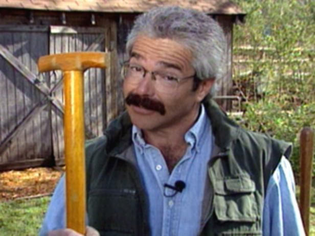 Paul James gives a Tools 101 lesson on Gardening by the Yard.