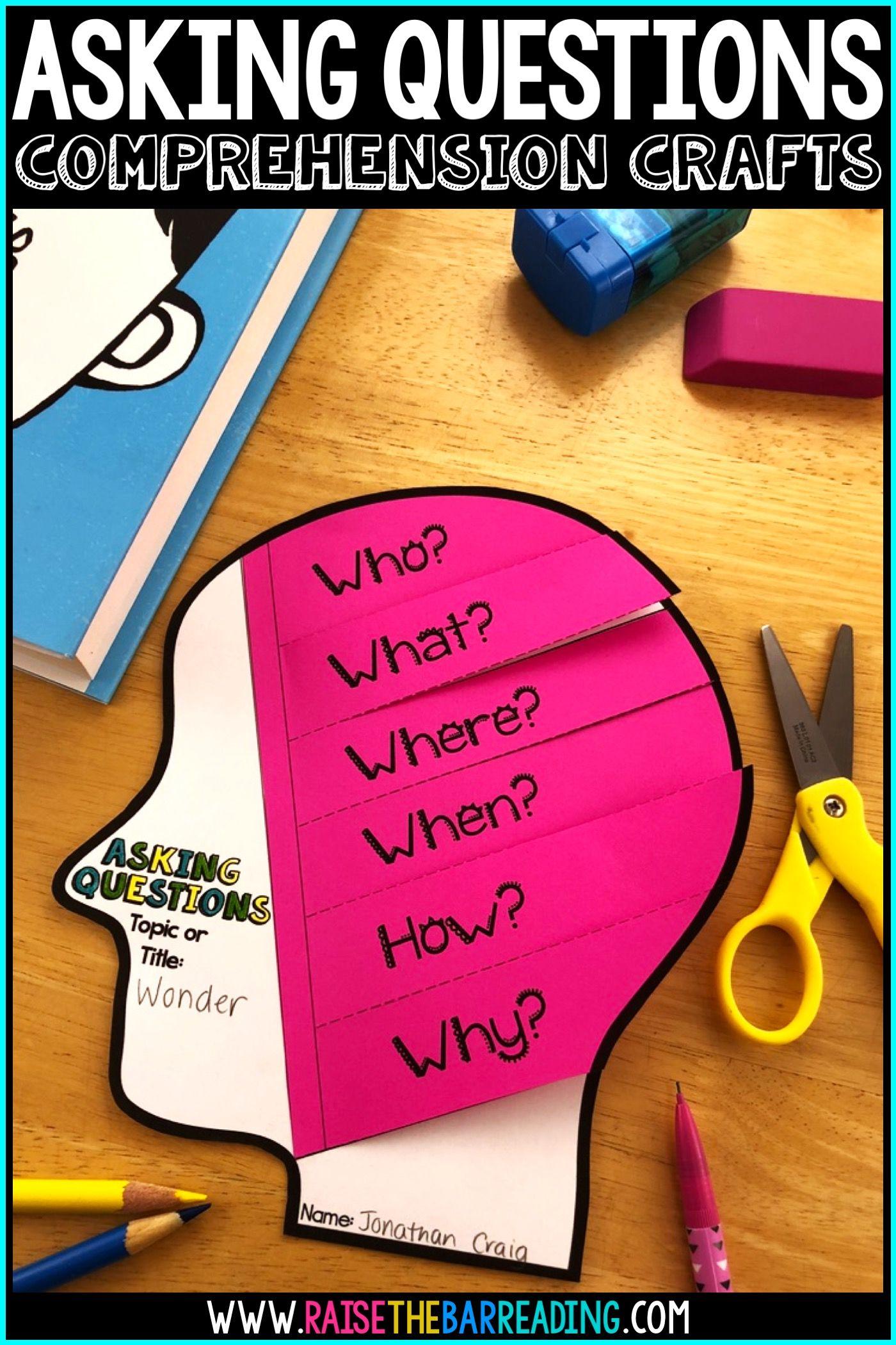 Teaching Reading Comprehension Strategies Asking Questions Qar Stra Teaching Reading Comprehension Reading Comprehension Strategies Comprehension Strategies [ 2100 x 1400 Pixel ]