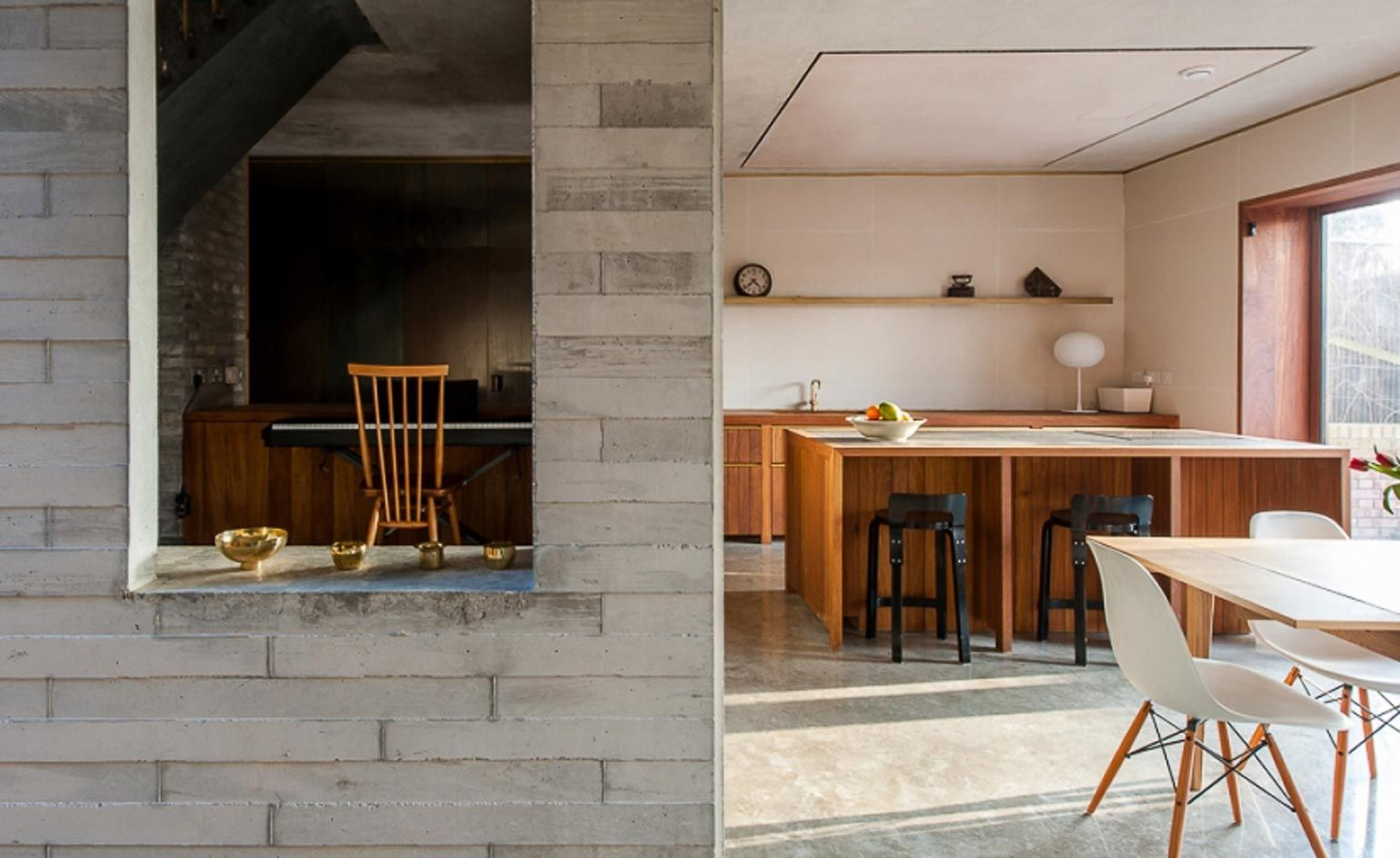John Smart Architects Create A Residential Redesign Of A Victorian Manor Outhouse Architect House Victorian Manor Architects London