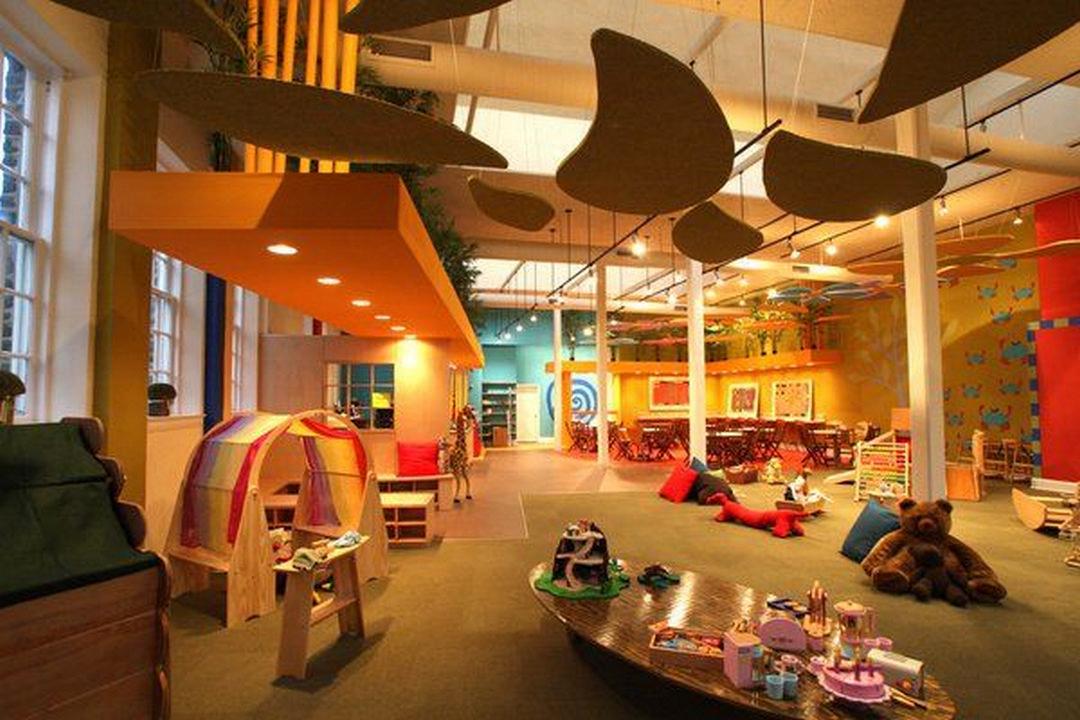 Delightful Modern Kids Cafe 87 Cool Interior Designs