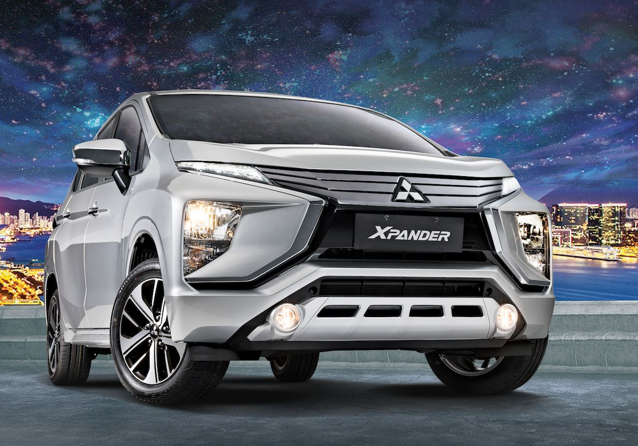 Mitsubishi Xpander Exports Commence Launched In The Philippines Mitsubishi Upcoming Cars Mitsubishi Motors