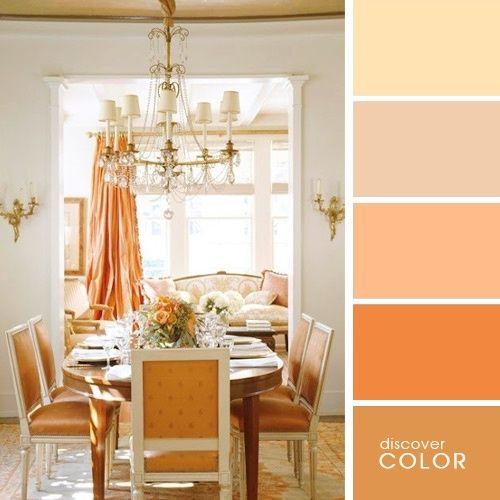 20 Dining Room And Kitchen Interior Combo Ideas 18307: Abre El Apetito De Tus Invitados Con Tonos Melocotón
